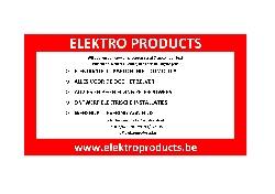 Afbeelding › Elektro Products